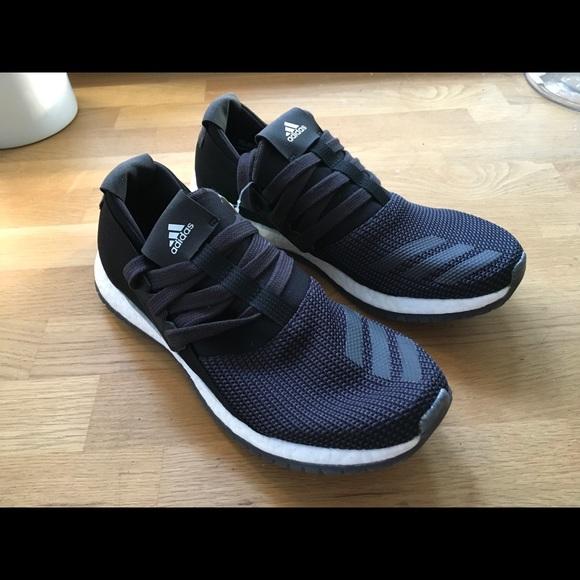f8d93d674b210 Adidas Pureboost ZG Raw Running sz 9